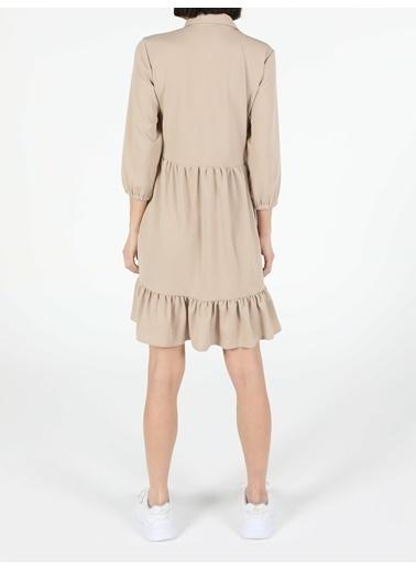 Colin's Kadın Elbise Bej